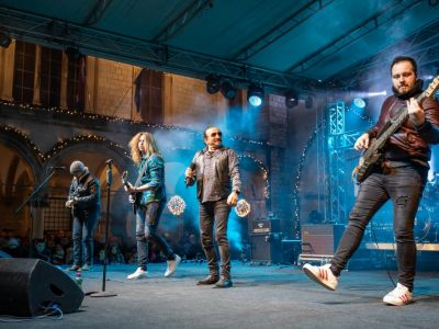 Željko Bebek - Dubrovački zimski festival 2018 slika