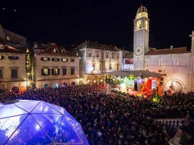 Gipsy Kings - Dubrovački zimski festival 2018 slika
