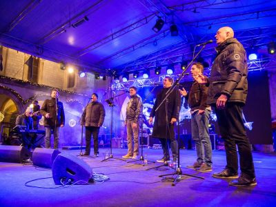 Klapa Rišpet - Dubrovački zimski festival 2018 slika